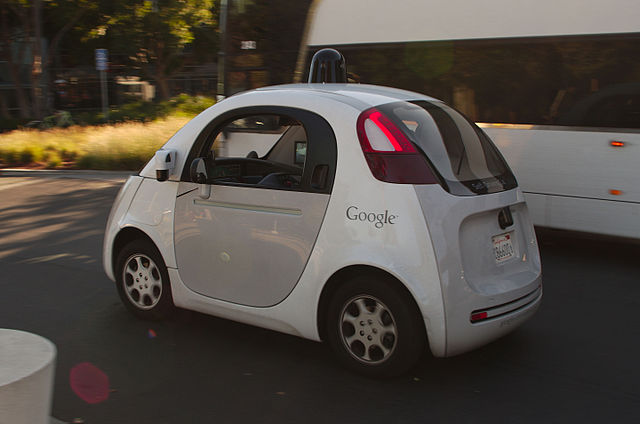 Google is testing Wireless Charging Systems for its Electric Self-Driving Cars