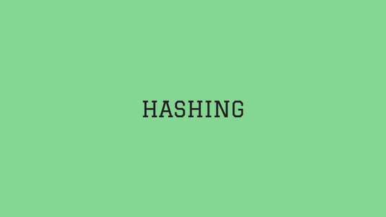 Gentle introduction to Hashing